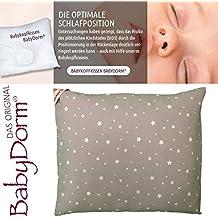 Simonatal BabyDorm das Original Baby-Kopfkissen Gr. I mit Bezug Star