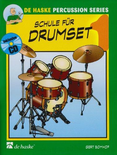 Schule für Drumset , m. Audio-CD