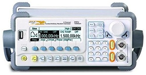 Gowe Allgemeine Source Funktion/Signal Generator 20 MHz Dual Channel (Rigol) 20 Mhz Dual-channel