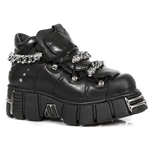 New Rock M.616-S1 BLACK, BLACK