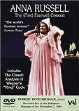 Locandina Russell, Anna - The (First) Farewell Concert (Live: 1984)