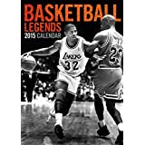 Basketball Legends 2015 Calendar