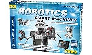 Thames amp; Kosmos Robotics: Smart Machines Science Kit