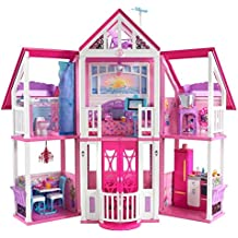Grande maison barbie for Barbie vie dans la maison de reve