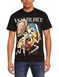 Plastic Head - T-shirt Homme - Black Veil Brides Skelewarrior
