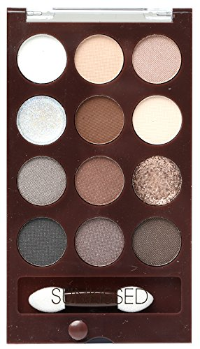 SUNkissed Ready For Anything Eye Palette - 12 Ombretti