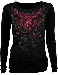 vetement gothique grande taille t shirts et tops femme v tements. Black Bedroom Furniture Sets. Home Design Ideas