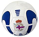 Real Club Deportivo de La Coruña Baldep Balón, Azul/Blanco, 5