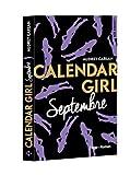 calendar girl septembre