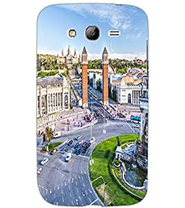 SAMSUNG GALAXY GRAND NEONEO CITY VIEW Back Cover by PRINTSWAG