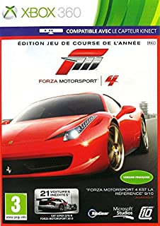 Forza motorsport 4 - édition jeu de course de l'année (B00BBG7AWI) | Amazon price tracker / tracking, Amazon price history charts, Amazon price watches, Amazon price drop alerts