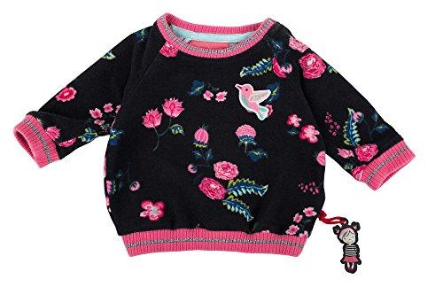 Sigikid Mädchen Sweatshirt Sweat Shirt, Baby, Grau (Phantom 266), 86
