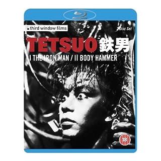 Tetsuo: The Iron Man / Tetsuo 2: Body Hammer [Edizione: Regno Unito] [Blu-ray] [Import italien]