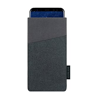Adore June Clive case for Samsung Galaxy S8 - display cleaning effect