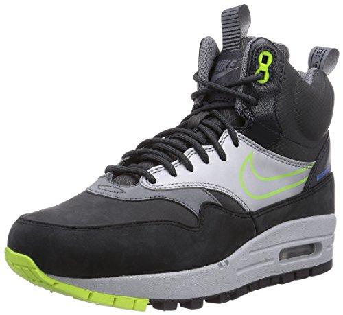 Volt mtllc anthrct 1 Nike Modo Cestini nero Slvr Policroma Femme Multicolore Air Max SpZxTqg