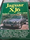 Jaguar XJ6 Series 2, 1973-79