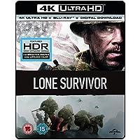 LONE SURVIVOR- (4K UHD + BD + UV) RT VER