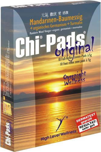 Chi Pads Mandarinen-Baumessig, 10X5 g
