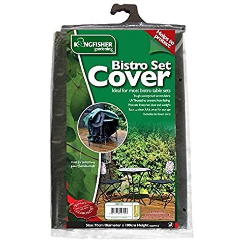 Bistro Set Cover - protéger vos meubles! - Jardin - Kingfisher