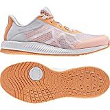 adidas Damen Trainingsschuhe Gymbreaker Bounce B Ftwr White/Easy Orange S17/Easy Orange S17 38 2/3