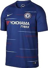 Nike Herren Chelsea FC Home Stadium Jersey Ss Trikot
