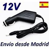 Cargador Coche Mechero 12V Reproductor DVD NEVIR NVR-2746 DVD-PDCU CAR Recambio Replacement