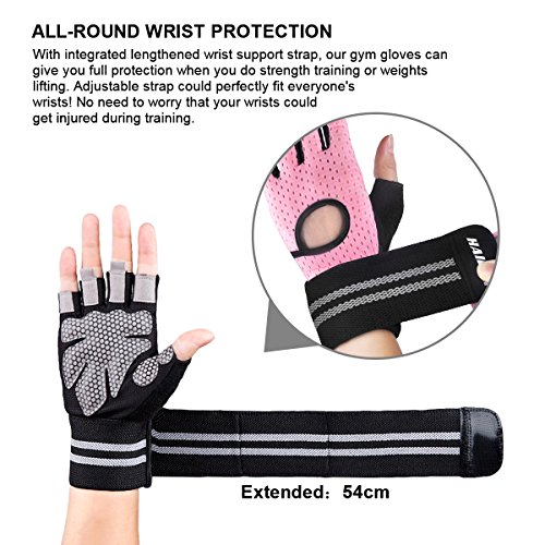 Gym-Gloves-SLB-Training-Gloves-with-Full-Wrist-Support-Palm-Protection-and-Extra-Grip-Breathable-Sport-Gloves-for-Gym-and-Fitness-Great-for-Weight-lifting-Cross-Fit-TrainingMen-Women-PM