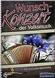 Wunschkonzert der Volksmusik - Steirische Harmonika Noten [Musiknoten]