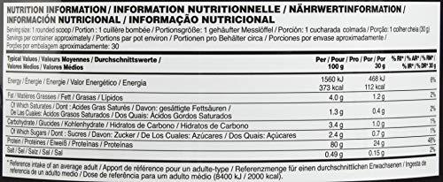 Optimum Nutrition ON Gold Standard Whey Protein Pulver, Eiweißpulver Muskelaufbau mit Glutamin und Aminosäuren, natürlich enthaltene BCAA, Cinnamon Bun, 30 Portionen, 900g