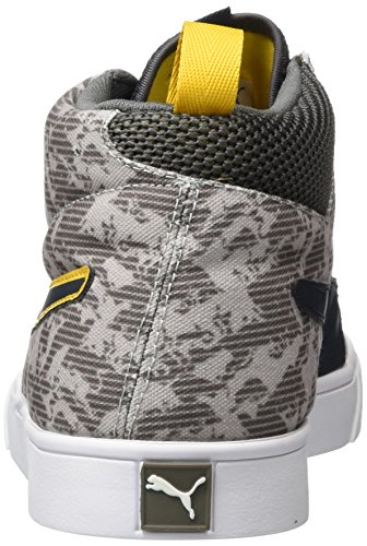 Puma Rbr Desert Boot Vulc SBE, Baskets Basses Homme Gris - Grau (smoked Pearl-Total Eclipse 02)