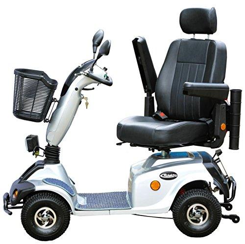 Preisvergleich Produktbild Rolektro eco-Mobil 15 Elektromobil auf 4 Rädern Elektrischer Krankenfahrstuhl E-Scooter Elektroroller 15 Km/H schnell 45 KM Reichweite TÜV Zertifikat keine Helmpflicht