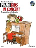 Produkt-Bild: Piano Kids in Concert: Vorspielstücke, die Spaß machen. Klavier. Ausgabe mit CD.