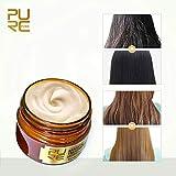 Yiwa 60ml Magical Hair Treatment Mask Repairs Damage Restore Soft Hair Keratin Hair
