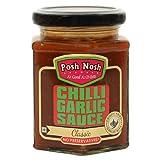 #8: Posh Nosh Chilli Garlic Sauce (Classic) (Veg + No Preservatives)