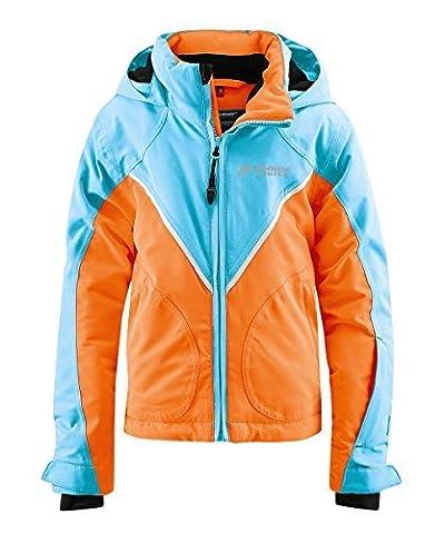 maier sports Kinder SkijackeMalina, mandarin 110