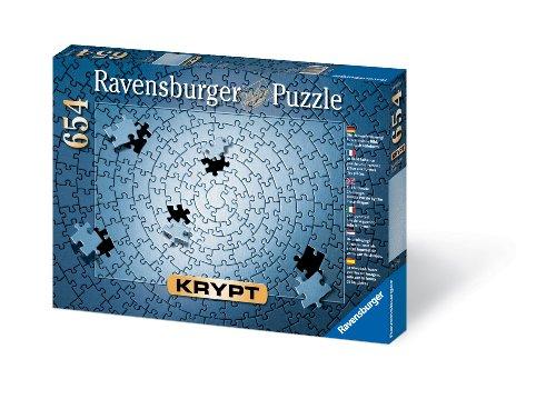 Ravensburger-15964-Krypt-Silber-654-Teile-Puzzle