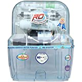 R.k. Aqua Fresh India AZ-14Stage 2000ppm (Ro+Uv+Uf+Minerals+Tds Adjuster) Ro Water Purifier for Borewell