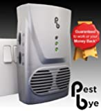 PestBye Advanced Plug In Spider Repellent & Deterrent - Whole House Repeller - Get Rid of Spiders and Other Insects