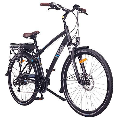 NCM Hamburg Bicicletta elettrica da Città, 250W,...