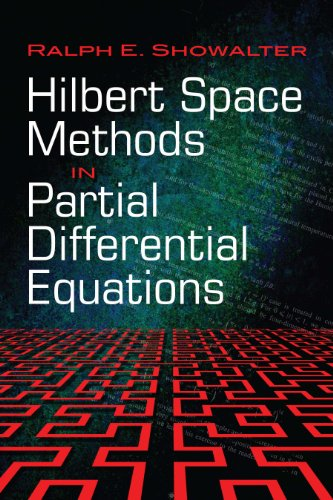 Hilbert Space Methods in Partial Differential Equations (Dover Books on Mathematics) (English Edition)