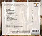 Ralph Vaughan Williams: Beyond My Dream [Heather Lowe; The Joyful Company of Singers; Britten Sinfonia; Alan Tongue] [Albion Records: ALBCD033]