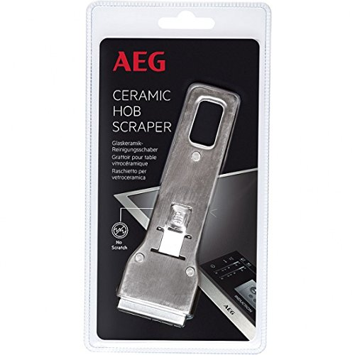 AEG A6IME102 Rascador para cristal de la vitroceramica