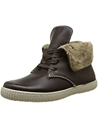 Victoria Safari Alta Piel Tintada Pelo, Bottines Chukka mixte adulte
