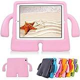 Y & M (TM) iPad Case para niños, Dropproof a prueba de golpes de espuma EVA iPad Funda con función atril niños seguridad protectora Tablets PC MID carcasa para iPad 5/6/Pro 9.7