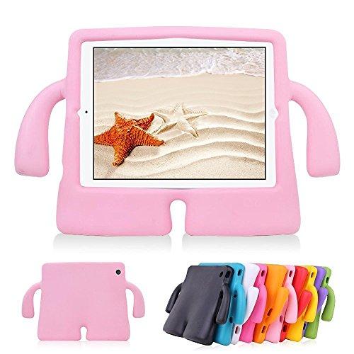 Y&M(TM) iPad Air/Air2Funda para niños, y & espuma EVA Dropproof a prueba de golpes iPad Funda con función atril niños seguridad protectora Tablets PC MID carcasa para iPad 5/6/Pro 9.7