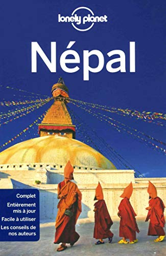 Népal - 9ed par  LONELY PLANET