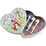 Lip Smacker Disney Princess Heart Tin Box - 3 Piece