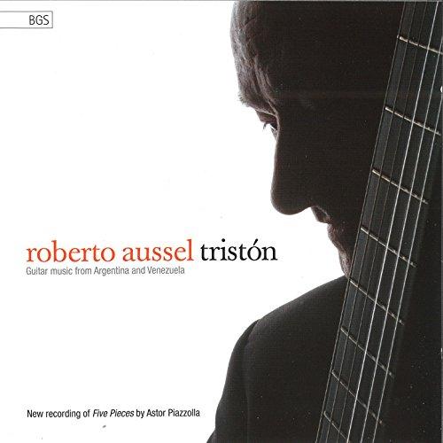 Tristón: Guitar Music from Argentina and Venezuela
