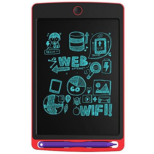 BeiLan Tableta de Escritura LCD de 8,5 Pulgadas - Tableta de Dibujo,Adecuada para el hogar, Escuela, Oficina, Cuaderno de Notas