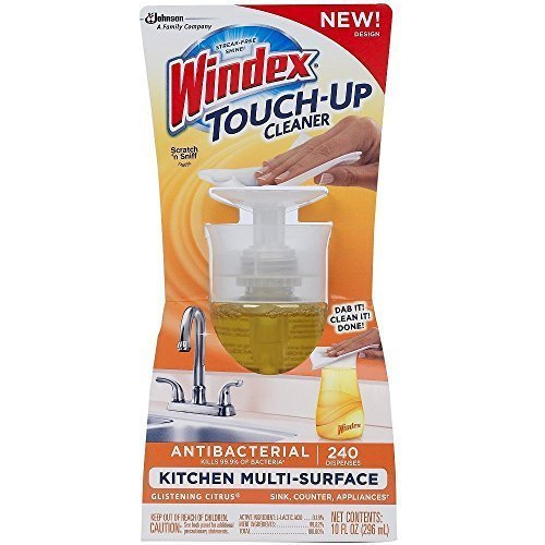 windex-touch-up-2-pack-antibacterial-multi-surface-cleaner-glistening-citrus-10-fl-oz-each-by-windex